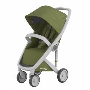 Greentom Kinderwagen Classic Grijs/Olive