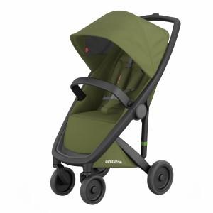 Greentom Kinderwagen Classic Zwart/Olive