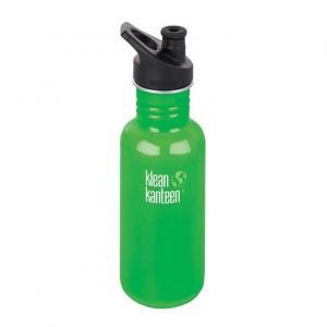 Klean Kanteen Drinkfles Classic Sport Cap (3.0) 532ml Organic Garden