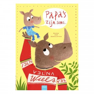 Clavis Leesboekje Papa's zijn soms...