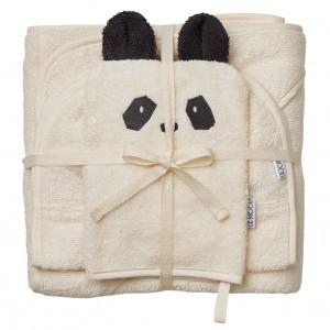 Liewood Kinderpakket Panda Creme de la creme