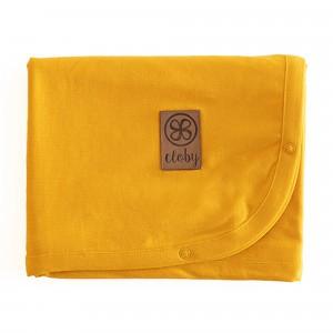 Cloby Sun Blanket UPF 50+ Mango Geel