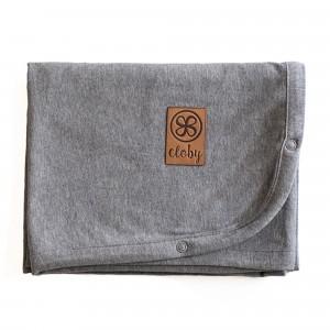 Cloby Sun Blanket UPF 50+ Grijs