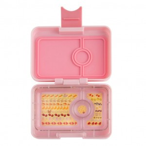 Yumbox Mini Coco Pink met Kittycat Tray