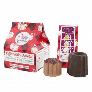 Lamazuna Zero Waste Giftpack - Chocolate