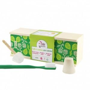 Lamazuna Zero Waste Giftpack met tandenborstel