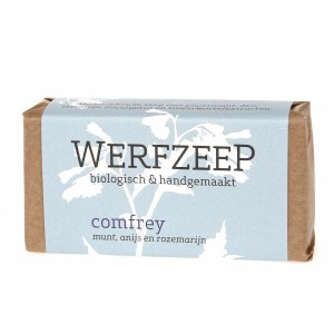 Werfzeep Comfrey