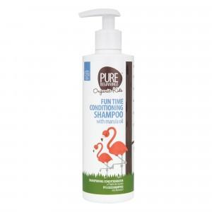 Pure Beginnings Fun Time Shampoo & Conditioner met Marula olie (250 ml)