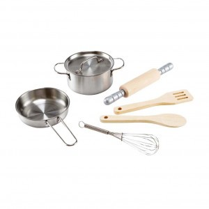 Hape Keuken Chef's Cooking Set