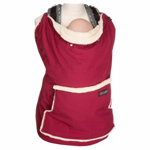 Isara Winter Draagcover Berrylicious Burgundy