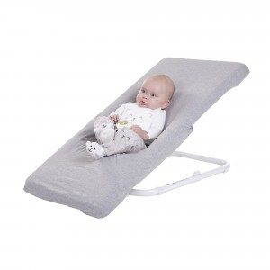 Childhome Baizy Bouncer Jersey Cover Grey