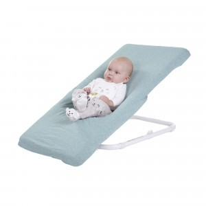 Childhome Baizy Bouncer Jersey Cover Mint Blue
