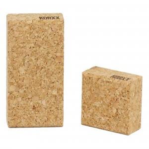 Korxx Kurk Blokken Cuboid Starter - 19 blokken naturel