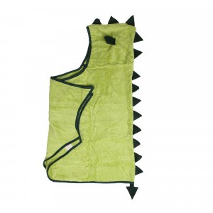 Cuddledry Towel Dino