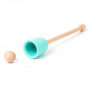 Me and Mine Houten Cup Ball Mint