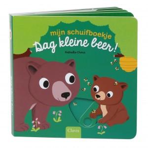 Clavis Mijn schuifboekje Dag kleine beer!