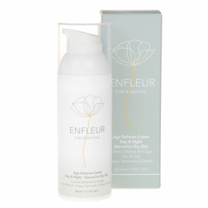 Enfleur Age Defense Cream Day & Night - Normale tot Droge Huid