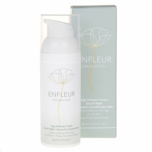 Enfleur Age Defense Cream Day & Night - Normale tot Gemengde Huid