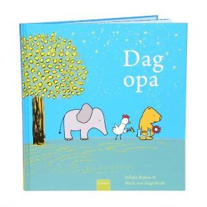 Clavis Leesboekje Dag Opa