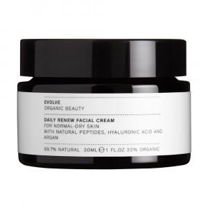 Evolve Gezichtscrème Daily Renew (30 ml)