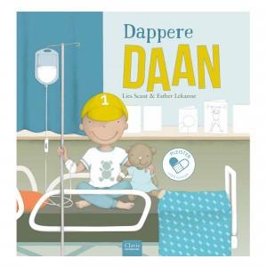 Clavis 'Pleister' Informatief Leesboek Dappere Daan