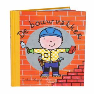 Clavis Leesboekje Bouwvakker