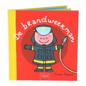 Clavis Leesboekje Brandweer