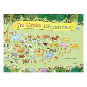 Clavis Zoekboek De grote dierenrace