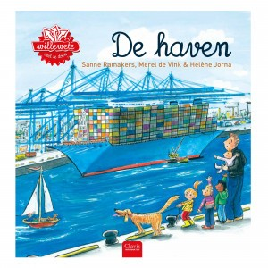 Clavis 'Willewete' Informatief Prentenboek De haven