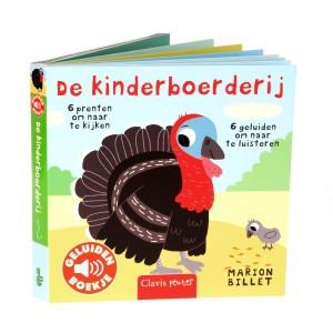 Clavis Geluidenboekje De kinderboerderij