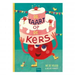 Clavis Prentenboek De taart op de kers