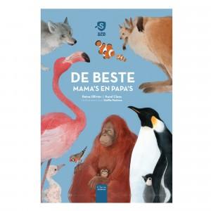 Clavis 'Superbeesjes' Informatief Leesboek De beste mama's en papa's