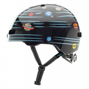 Nutcase Helm Little Nutty Defy Gravity Reflective /MIPS