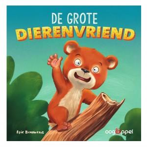 Oogappel Leesboekje De grote dierenvriend