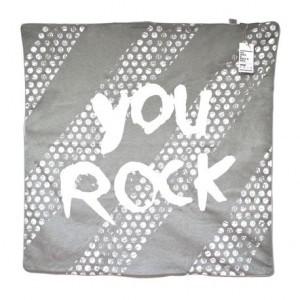 Six Hugs & Rock 'n Roll Deken You Rock