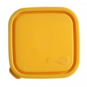 U-Konserve Deksel voor Bewaardoos Vierkant Smal Saffron