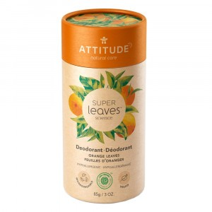 Attitude Super Leaves Deodorant Orange Leaves
