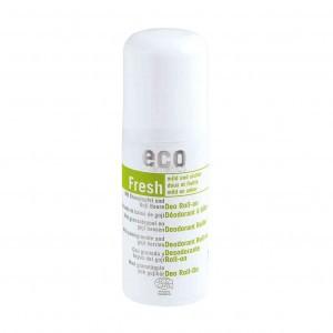 Eco Cosmetics  Deodorant Roller met granaatappel en goji 50ml