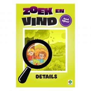 Selecta Doeboek Zoek en Vind: Details