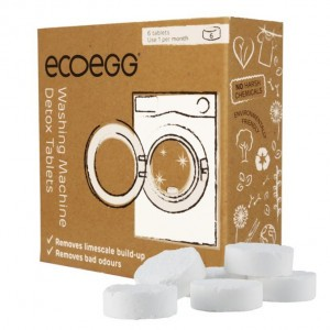 Ecoegg Wasmachine Detox Tabletten (6 stuks)