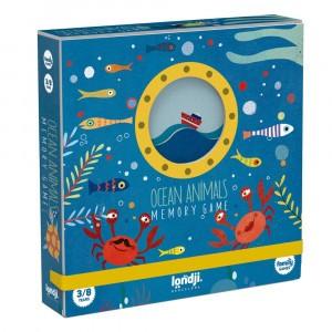 Londji Memo Spel 'Ocean Animals'