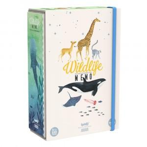 Londji Memo Spel 'Wildlife'