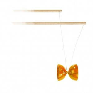 Janod Houten Diabolo Oranje
