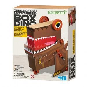 4M Kidzlabs Bouwpakket Box Dino