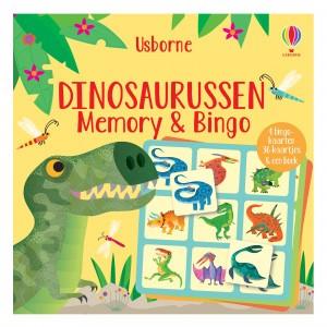 Usborne Dinosaurussen Memory & Bingo
