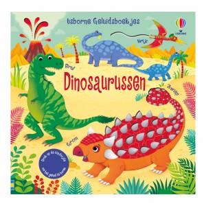 Usborne Geluidenboekje Dinosaurussen
