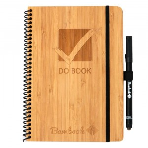 Bambook Uitwisbaar Whiteboard Schrift - Hardcover A5 Do Book planner