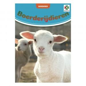 Selecta Doeboek Boerderijdieren