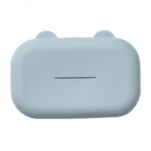 Liewood Emi Silicone Doekjes Cover Sea Blue