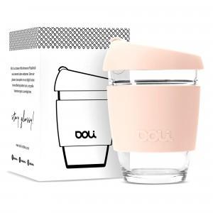 Doli Glazen Koffiebeker (340 ml) Blush